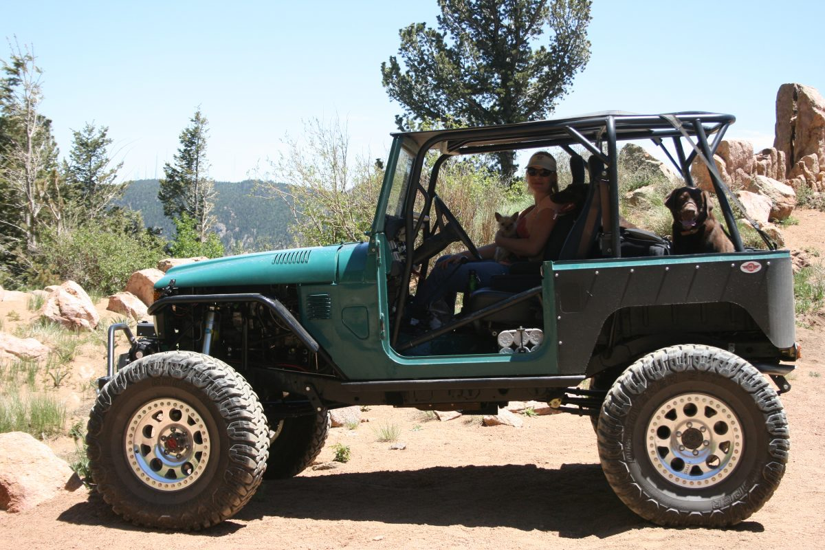 Fj40 Roll Cage Kit Family Our Most Popular Bj42 1983 Toyota Land Cruiser