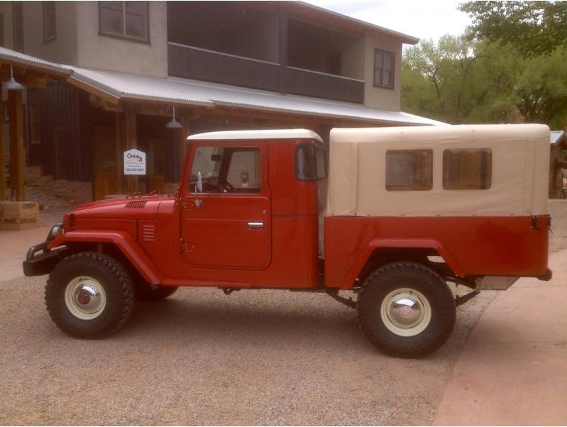 FJ-45 Extra Cab