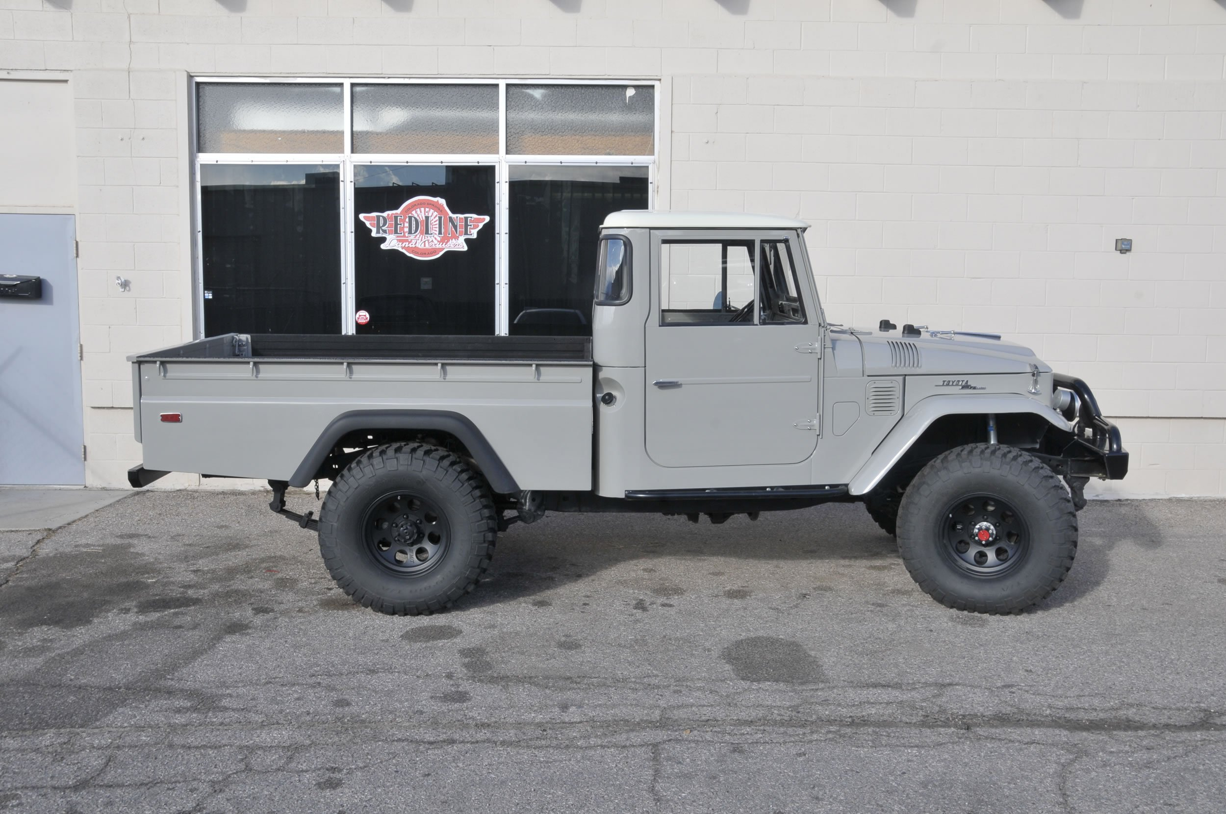 Red Line Land Cruisers Fj45 For 4957
