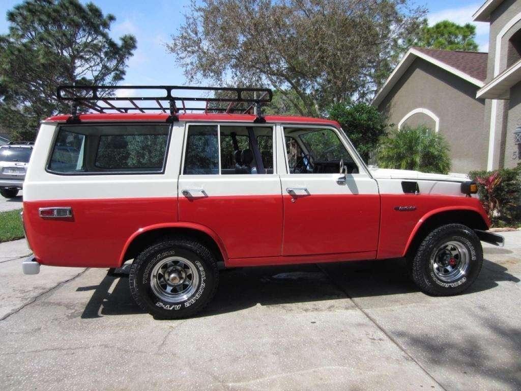 1978 Toyota Land Cruiser Fj55 For Sale