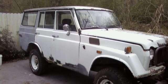 1974 FJ55