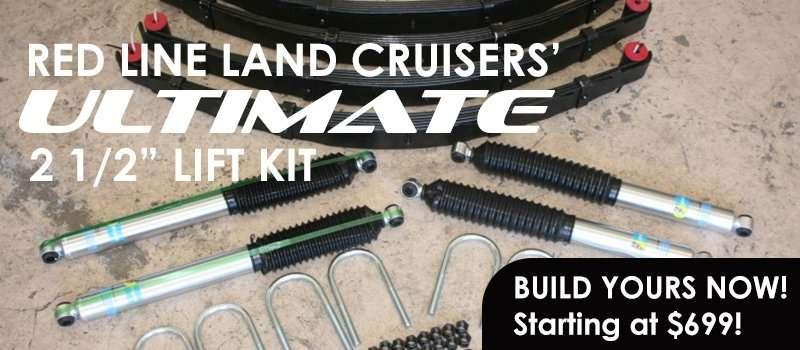 Ultimate Lift Kit - FJ40