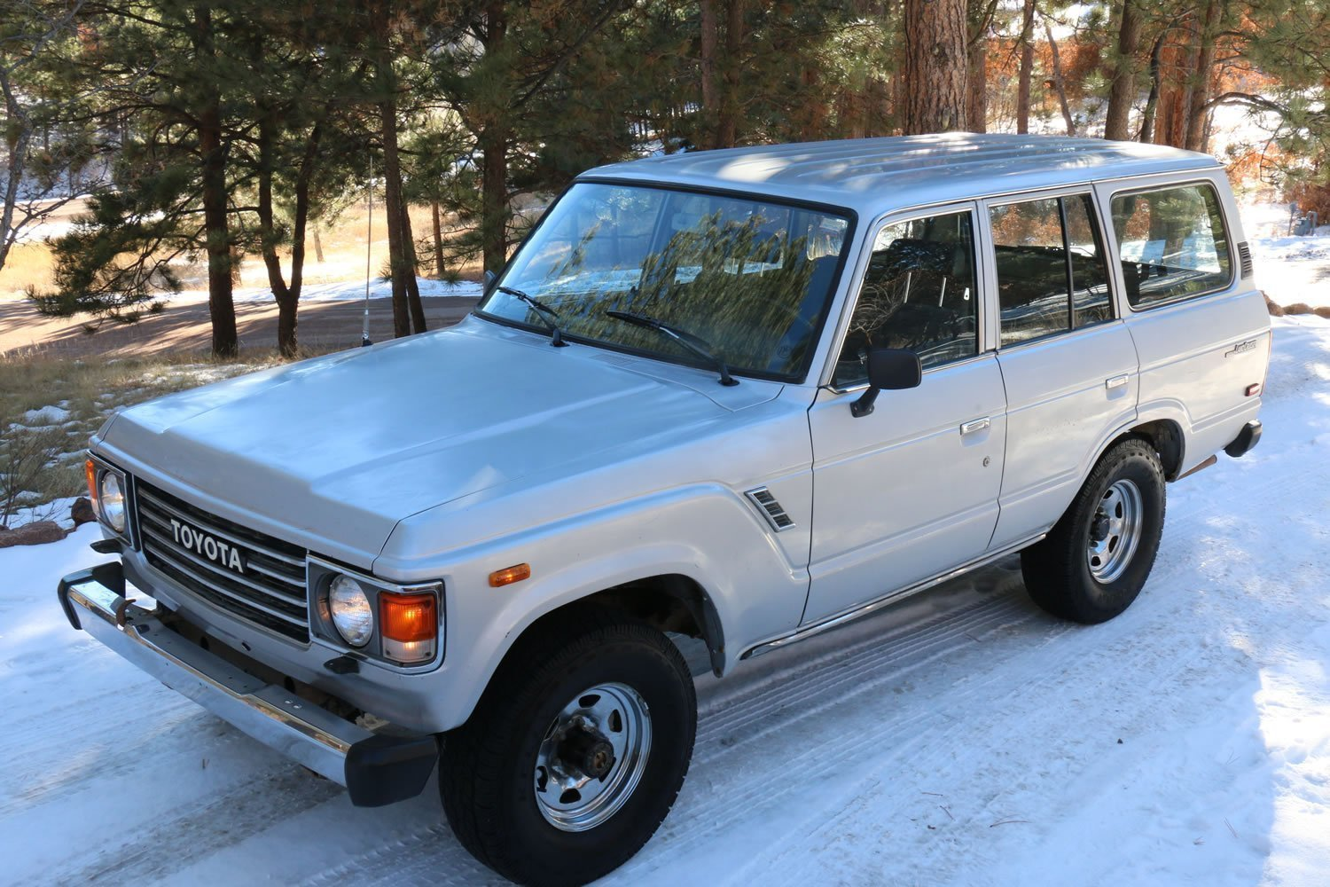 Sold 1985 Toyota Land Cruiser Fj60 1 Owner Red Line Cruisers