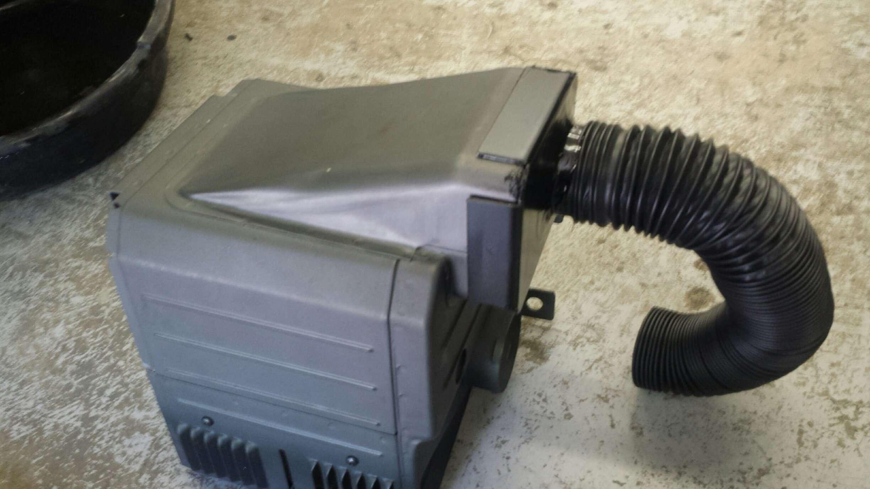 Red Line Retro FJ 40 Air Conditioning System #7D724E