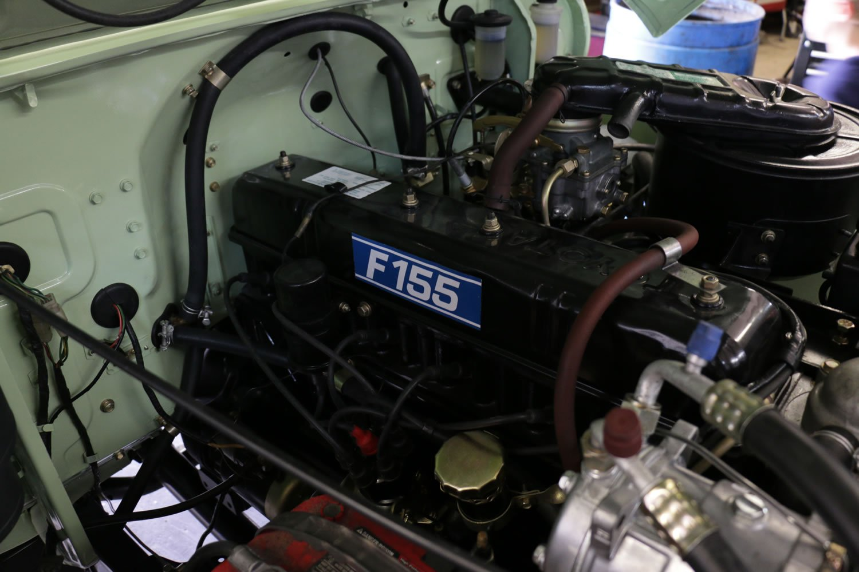 Spring-Green-FJ40-Restoration-Pics-IMG_0511 - Red Line Land Cruisers