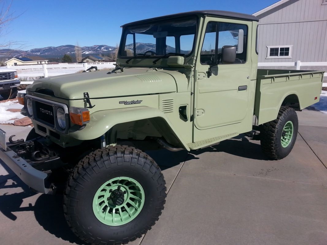 Toyota Land Cruiser FJ45 For Sale