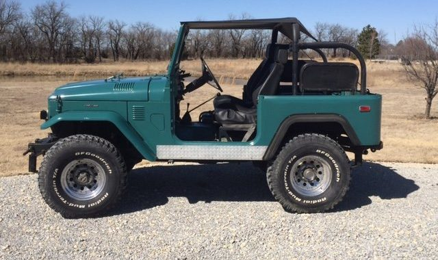 for sale  1976 toyota land cruiser fj40   16 500