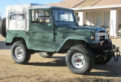 Fj40 Doors Craigslist & Craigslist Ad Flagged For Some