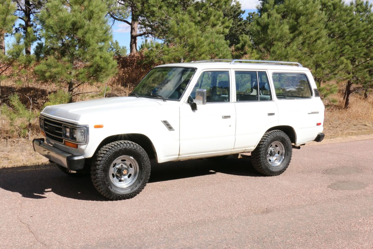 For Sale   1988 Toyota Land Cruiser FJ62   Clean And Original | IH8MUD Forum
