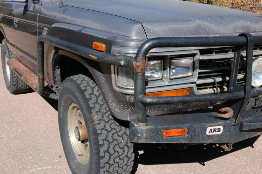 Sold 1989 Toyota Land Cruiser Fj62 Lifted Amp Trail Ready