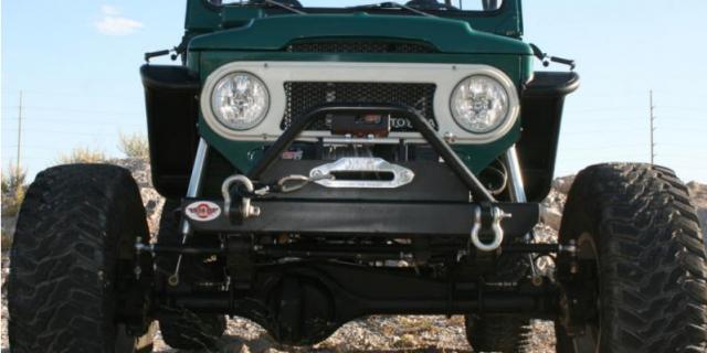 FJ40 - Grrr