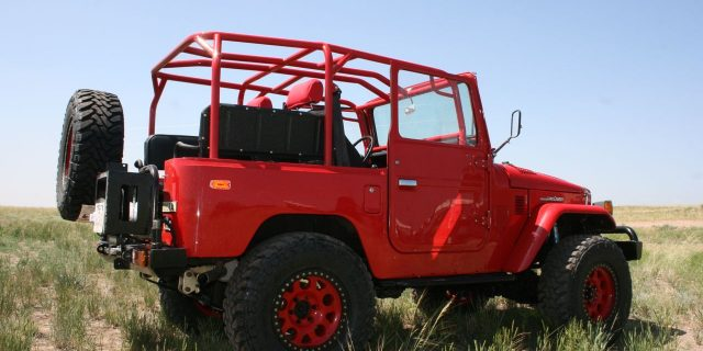 1977 Land Cruiser FJ40