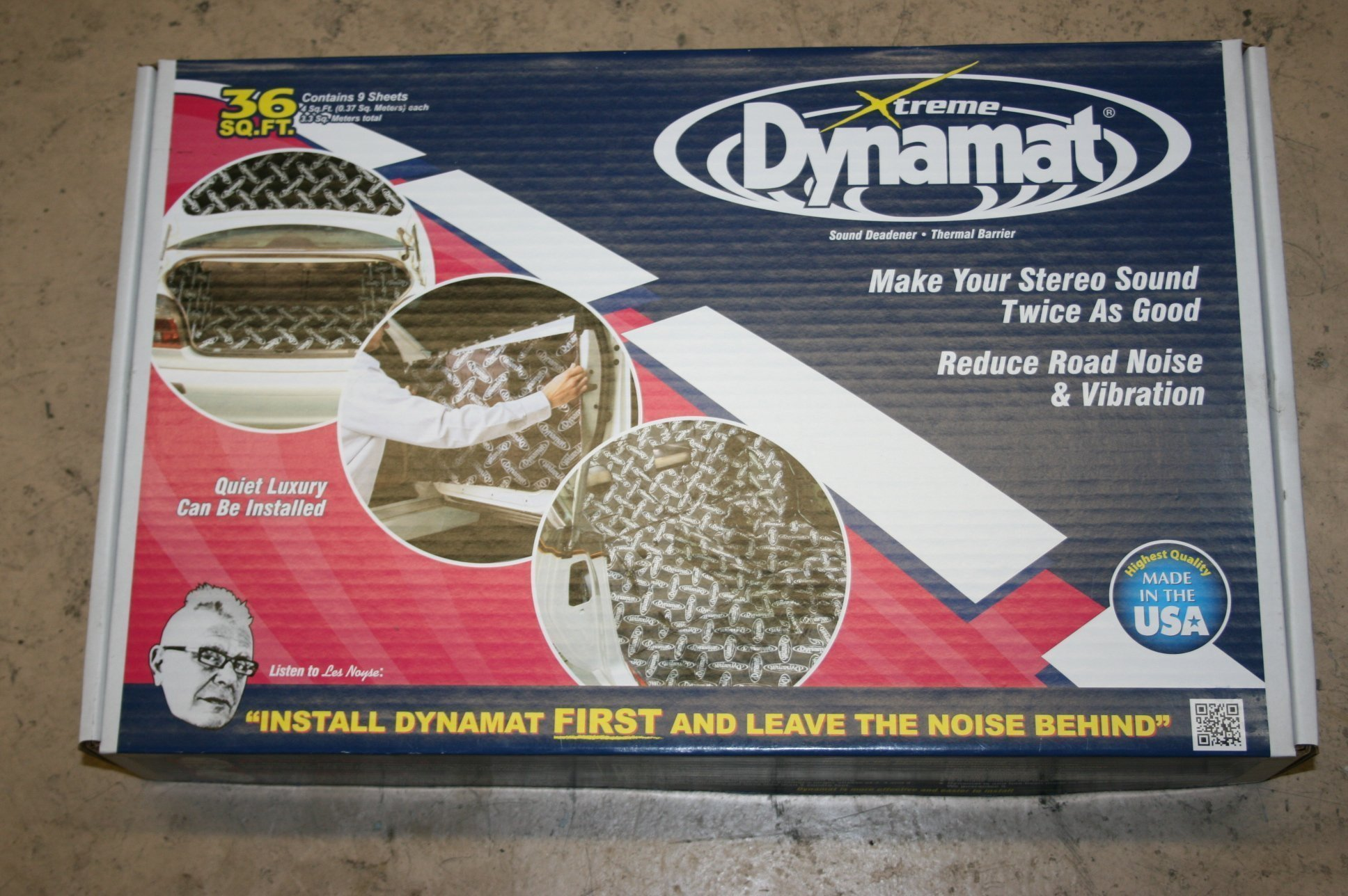 Dynamt Extreme Noise reduction