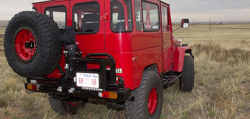 Project-Rowdy-1977-FJ40-Redline-Land-Cruisers-Rear-Quarter-Panel