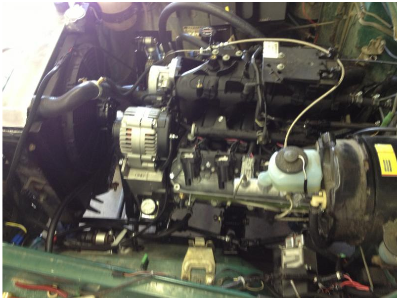 1997 land cruiser engine swap