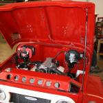 red-fj40-v8 conversion