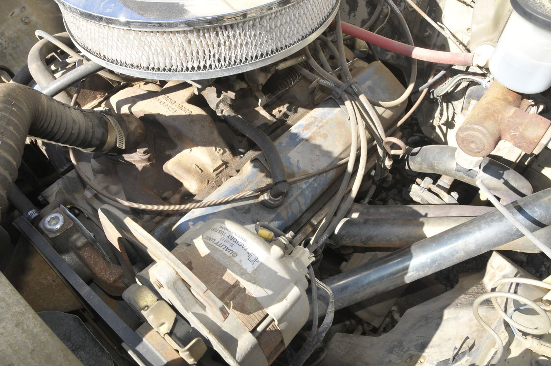 Chevy V8 Engine - 1969 Impala - For Sale