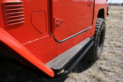 Red Line FJ40 Step Slider Kit