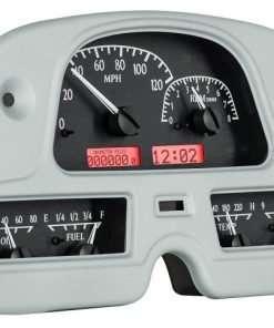 FJ40 Dakota Digital Gauge Cluster Speedo
