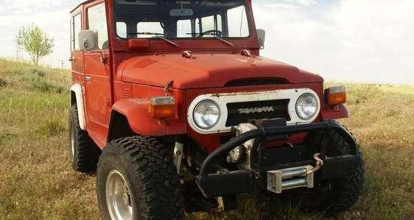 1977 FJ40
