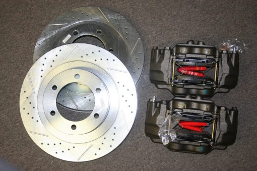 Land Cruiser and Mini Truck Big Brake Kit for Solid Front Axle b