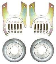 tsm 40 disc rear ebrake kit
