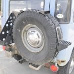 CAM RUT Spare Tire Carrier