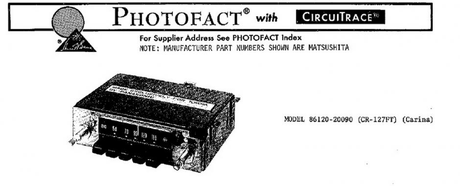 FJ40-AM-Radio-Manual-Panasonic-Fujitsu-10-Matsushita