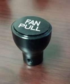 Billet Fan Pull Knob