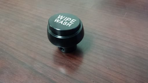 billet wipe wash knob