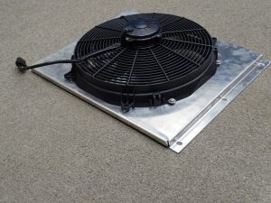 v8 cooling fan kit
