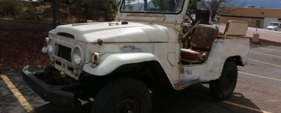 1962 FJ40 For Sale