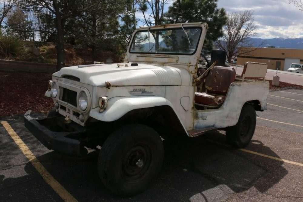 1962 FJ40 For Sale