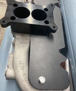 Sniper Manifold Heat Shield by Red Line Land Cruisers